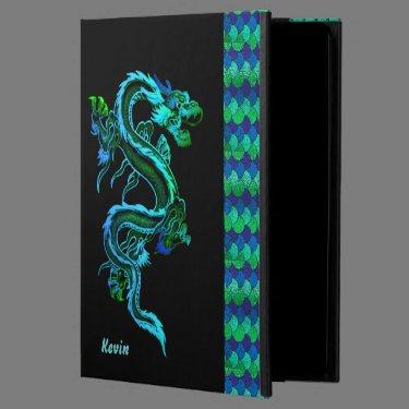 Dragon and Scales Custom iPad Air 2 Case Powis iPad Air 2 Case