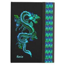 Dragon and Scales Custom iPad Air Case
