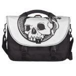 Dragon and Skull Bag For Laptop