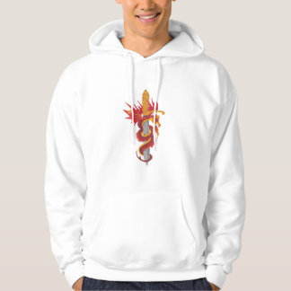 Dragon and Sword Pullover