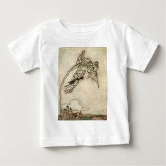 Dragon and the Princess Infant T-shirt