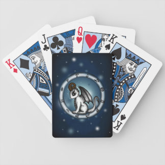 Dragon Aries Zodiac Playing Cards