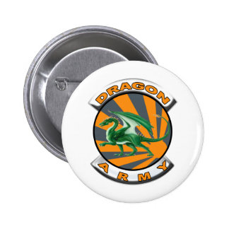 Dragon Army 2 Inch Round Button