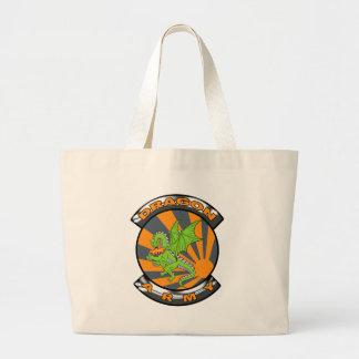 Dragon Army Gear Jumbo Tote Bag
