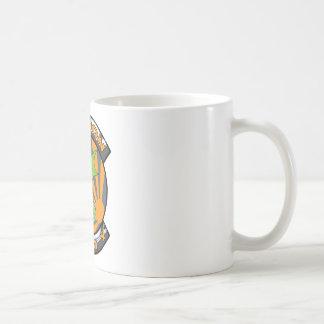 Dragon Army Gear Classic White Coffee Mug