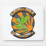 Dragon Army Gear Mousepad
