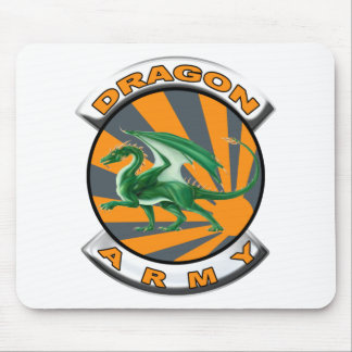 Dragon Army Mouse Pad