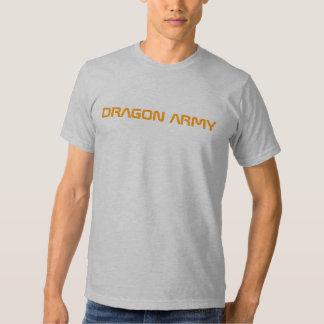 DRAGON ARMY TEE SHIRT