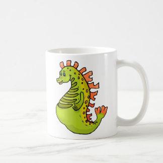 Dragon Art 10 Classic White Coffee Mug