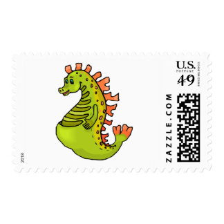 Dragon Art 10 Stamps