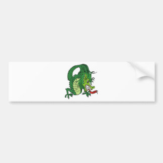 Dragon Art 11 Bumper Sticker