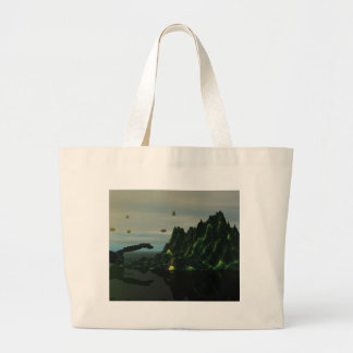 Dragon Art by CricketDiane Tote Bag