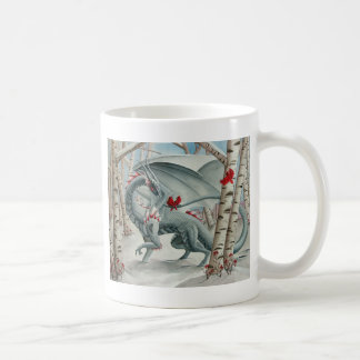 Dragon art, Fantasy art, Lady of the Forest Mugs