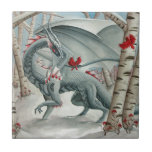 Dragon art, Fantasy art, Lady of the Forest Tiles