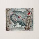 Dragon art - Fantasy Art Puzzle
