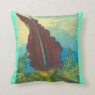 Dragon Arum Pillow