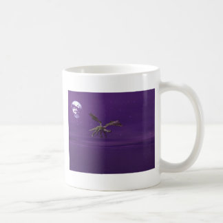 Dragon at Night Coffee Mug