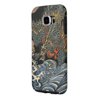 Dragon at Sea Samsung Galaxy S6 Case