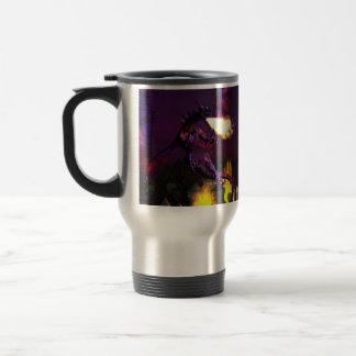 Dragon Attack Mug