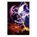 Dragon Attack Postcard