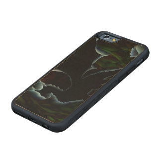 Dragon Aura Carved® Maple iPhone 6 Bumper Case