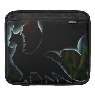 Dragon Aura iPad Sleeve