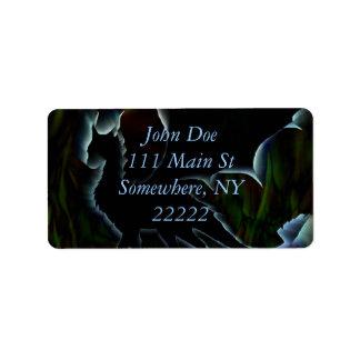 Dragon Aura Label