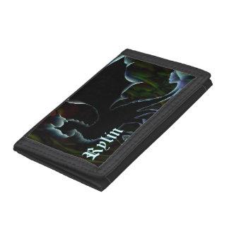 Dragon Aura Trifold Wallets