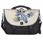 Dragón azul Nudibranch Bolsa Para Ordenador