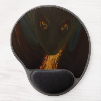 Dragon baby gel mouse pad