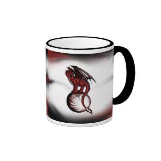 Dragon Ball Ringer Mug