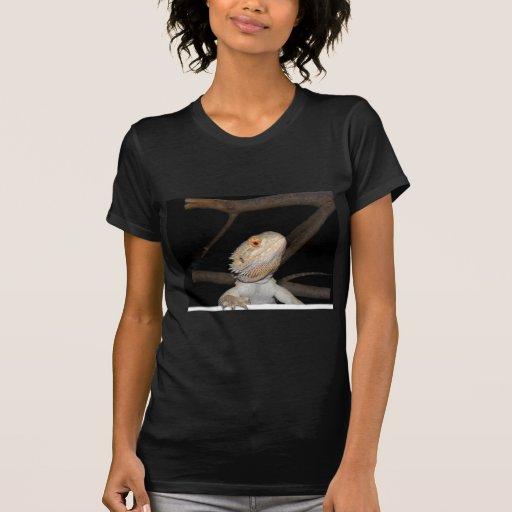 Dragón barbudo 2 camiseta