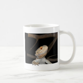 Dragón barbudo 2 taza clásica