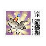 Dragón barbudo del cumpleaños/dragón de Rankin Franqueo