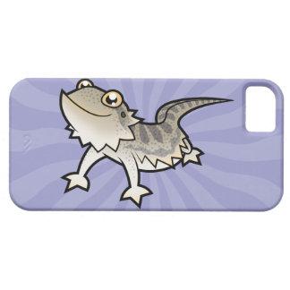 Dragón barbudo del dibujo animado dragón de Rankin iPhone 5 Case-Mate Funda