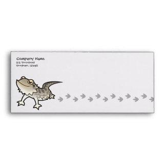 Dragón barbudo del dibujo animado/dragón de Rankin