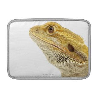 Dragón barbudo (Pogona Vitticeps) Funda MacBook