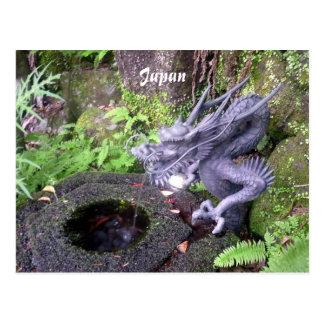 dragon basin post cards