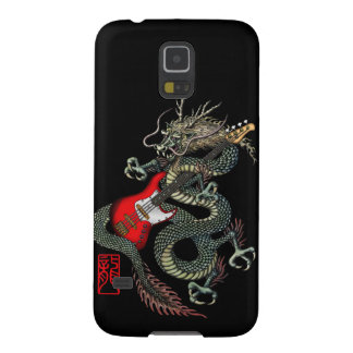 Dragon Bass 01 Galaxy S5 Cover