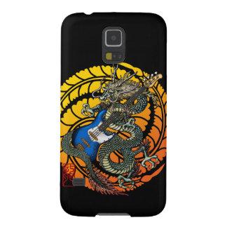 Dragon Bass 03 Case For Galaxy S5