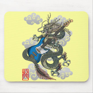dragon bass mousepads