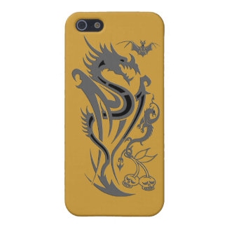 Dragon Bat 2 Case For iPhone SE/5/5s
