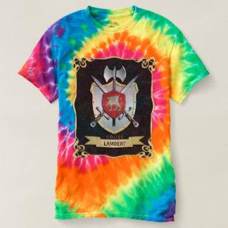Dragon Battle Crest Black T-shirt