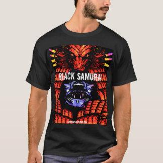 DRAGON-BLACK SAMURAI T-Shirt