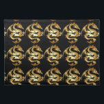 "Dragon Black Table place Mats<br><div class=""desc"">Dragon Black Table place Mats</div>"