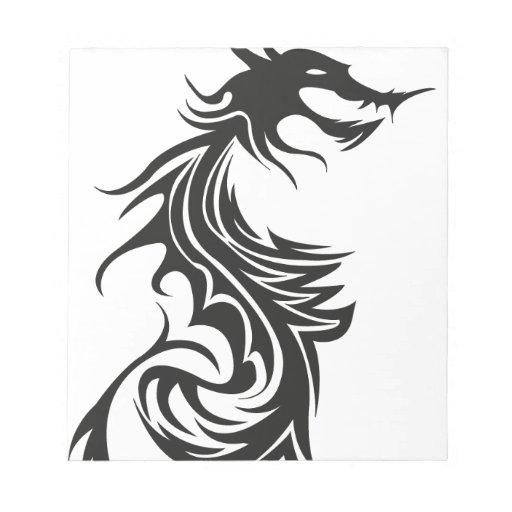 dragon blocs de notas