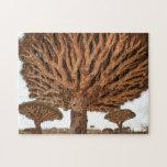 Dragon Blood Tree, Socotra Island, Yemen Puzzle