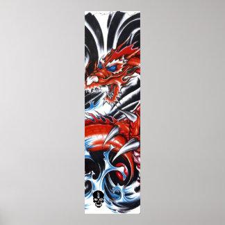 dragon board poster