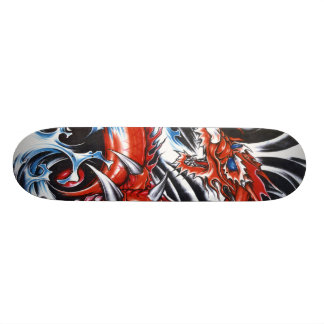 dragon board skateboard deck