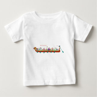 Dragon Boat - Fire Dragons Baby T-Shirt